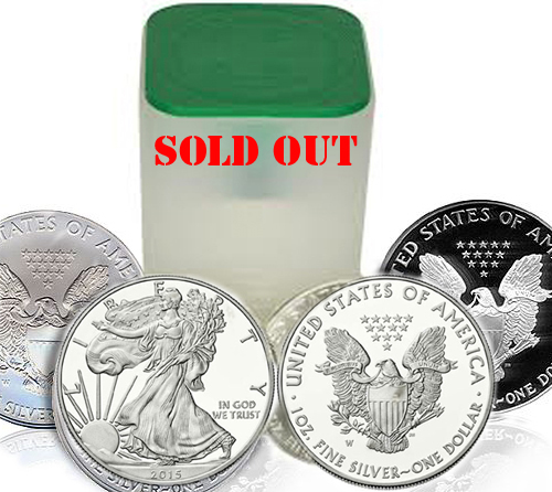 2015_Silver_Eagles_Sold_Out