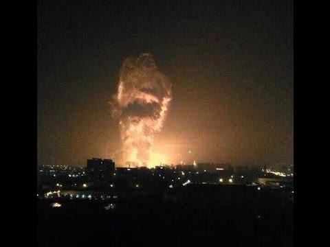 2015_TIANJIN xplosion