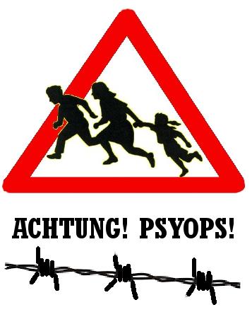 PSYOPS_flucht