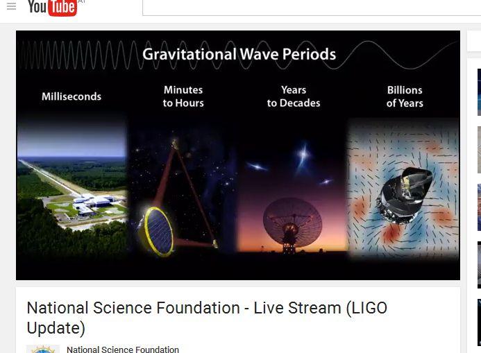 LIGO Founder (Kip Thorne_Caltech) etc