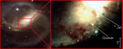 050610quasar-galaxy