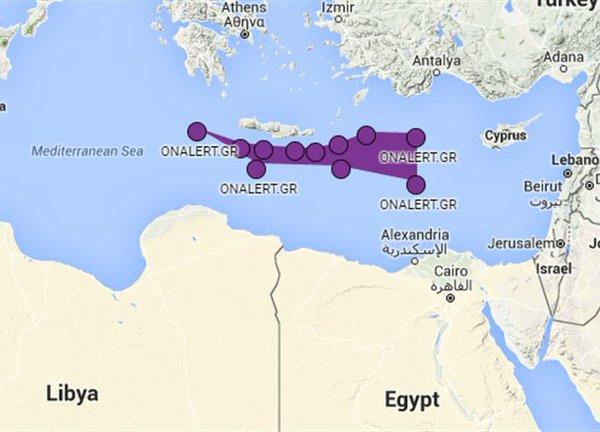 EgyptAir_Übung_IAF