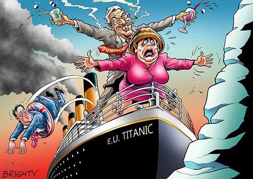 BREXIT Titanic