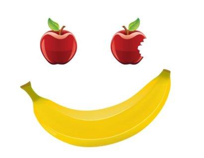 smile-banana