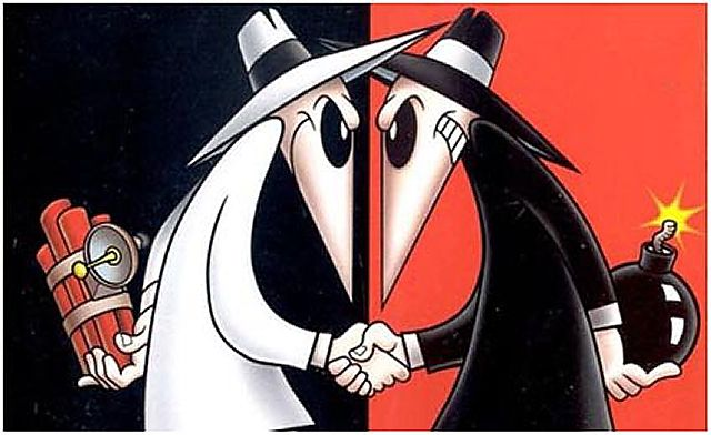 spy-vs-spy MAD